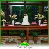 buffet para casamento valor Caieiras