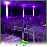 buffet para eventos sociais preço Vila Maria