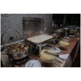 buffet para festa de 50 anos orçamento Vila Carrão