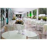 buffet para festa de aniversário de casamento valores Mairiporã
