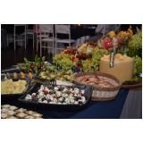 buffet para festa de casamento orçamento Jardim Guarapiranga