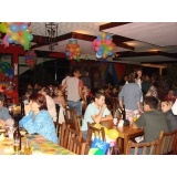 buffet para festa de criança orçamento Parque Peruche