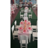 buffet para festa de criança preços Parque Mandaqui