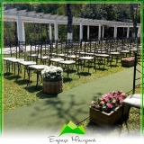 buffet para grandes eventos Parque do Carmo