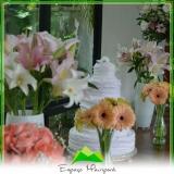 buffet para eventos de casamento