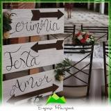 buffets para eventos de casamento Vila Gustavo