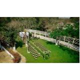 casa de festa para casamento orçamento Parque do Carmo