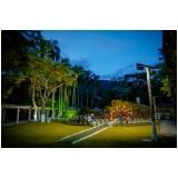 casa de festa para casamento preço Jardim Guarapiranga