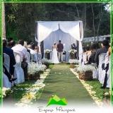 casamento no sítio Água Rasa