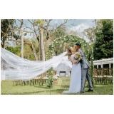 empresa de festa de casamento ao ar livre Santana
