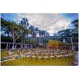 empresa de festa de casamento na chácara Vila Endres