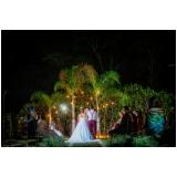 empresa de festa de casamento no sitio Parque Mandaqui