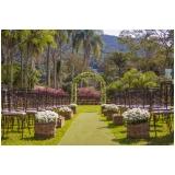 empresa de festa de casamento simples Vila Esperança