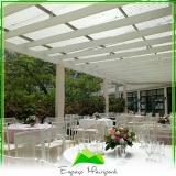 espaço para eventos corporativos Vila Medeiros