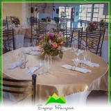 espaço para eventos empresariais preço Santana