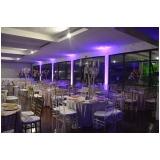 espaço para festa de debutante Pompéia