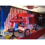 espaço de festa infantil