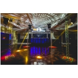 espaço para festa espaço festa e eventos orçar Jardim São Paulo