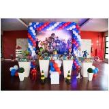 espaço para festa infantil orçamento Vila Endres