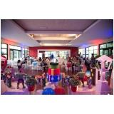 espaço para festa infantil orçar Vila Mazzei