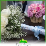 espaços para casamento ao ar livre Vila Albertina