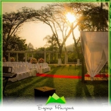 eventos corporativos buffet Parque Peruche