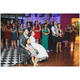 festa casamento preço Limão