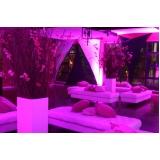 festa de 15 anos neon orçamento Chora Menino