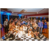 festa de bodas de casamento orçamento Vila Albertina