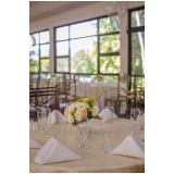 festa de bodas de casamento preço Vila Albertina