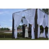 festa de bodas de casamento Parque São Domingos