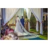 festa de casamento rustico