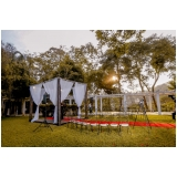 festa de casamento simples orçamento Francisco Morato