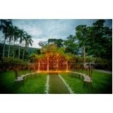 festa de casamento simples Ponte Rasa