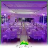 locação de espaço de casamento preço Caieiras