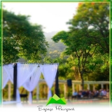 locação de espaço para casamento no campo valor Parque São Lucas