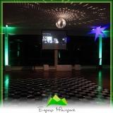 locação de espaço para eventos preço Jardim Guarapiranga