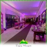 locação de espaço para festa de aniversário Ponte Rasa