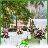 locação de espaço de casamento