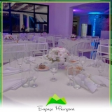 local para evento corporativo Cantareira