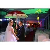 onde encontrar espaço para festa de casamento Parque São Domingos