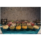 onde encontro buffet de festa para 100 pessoas Brasilândia