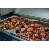 onde encontro buffet de festa para confraternização Parque Mandaqui