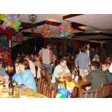 onde encontro buffet para festa infantil Parque Peruche