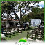 onde encontro salão de festa para casamento Parque São Domingos