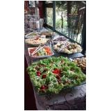 onde tem buffet de festa para eventos Parque Anhembi