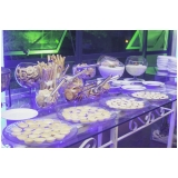 onde tem buffet para festa de 50 anos Parque Peruche