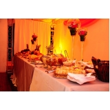 onde tem buffet para festa de aniversário Parque São Domingos