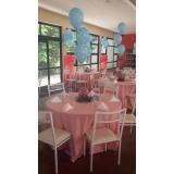 onde tem buffet para festa de criança Anália Franco