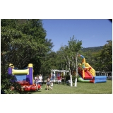 orçamento de espaço de festa para confraternização Itaquera